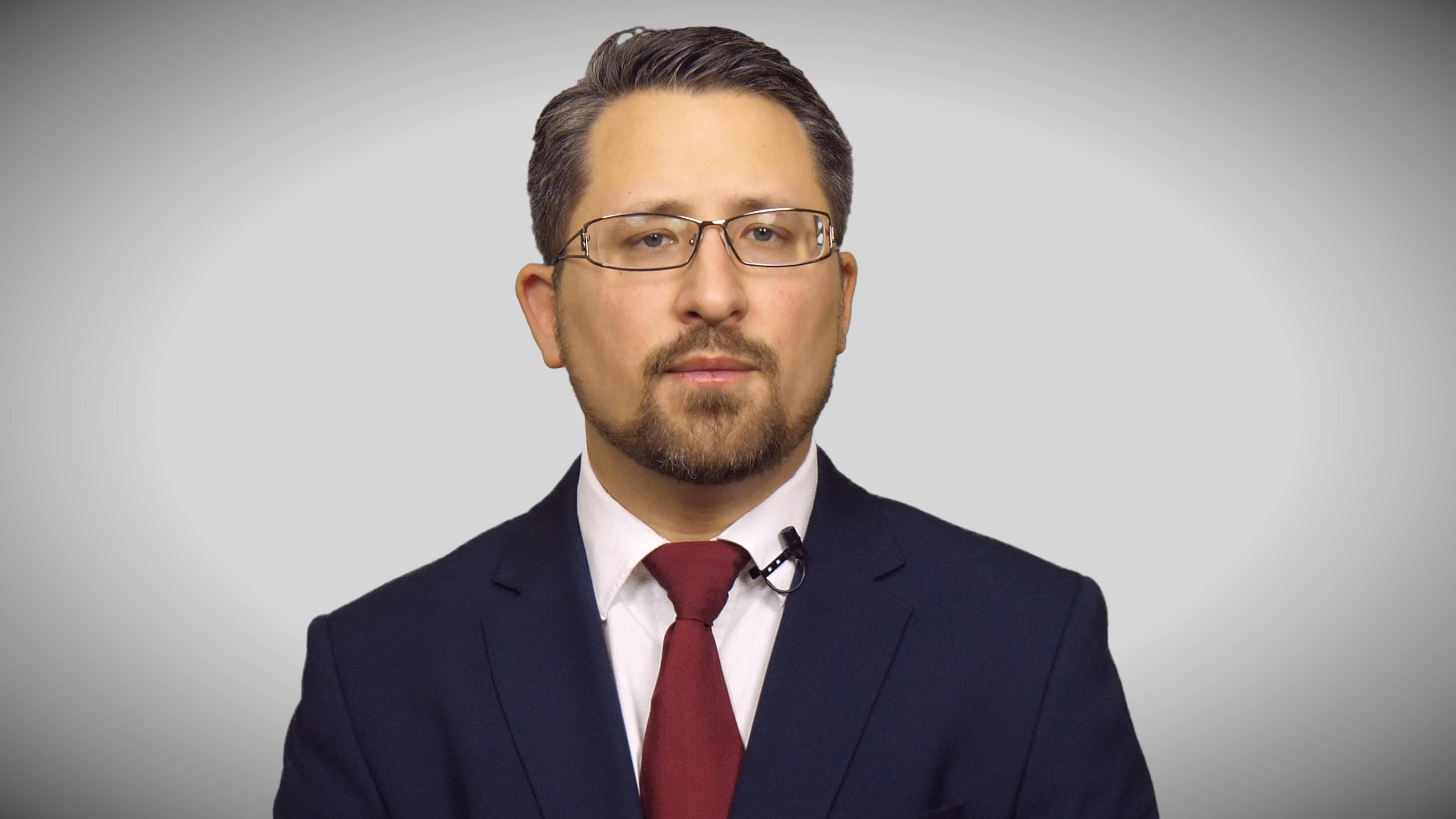 Büki Szabolcs - energetikai és biztonságpolitikai szakértő
