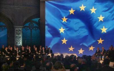 2007. december 13. A Lisszaboni Szerződést megszavazza az országgyűlés